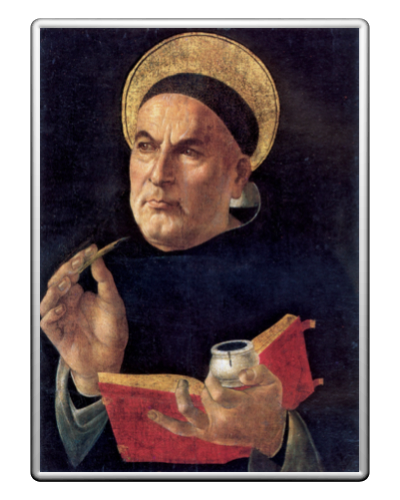 thomas aquinas essay A listing of saint thomas aquinas' five proofs for the existence of god.